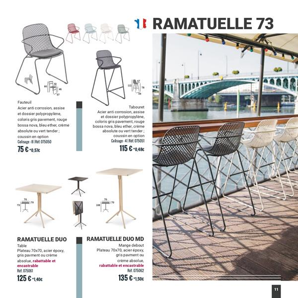 PROMO TERRASSE 2020 Page 11