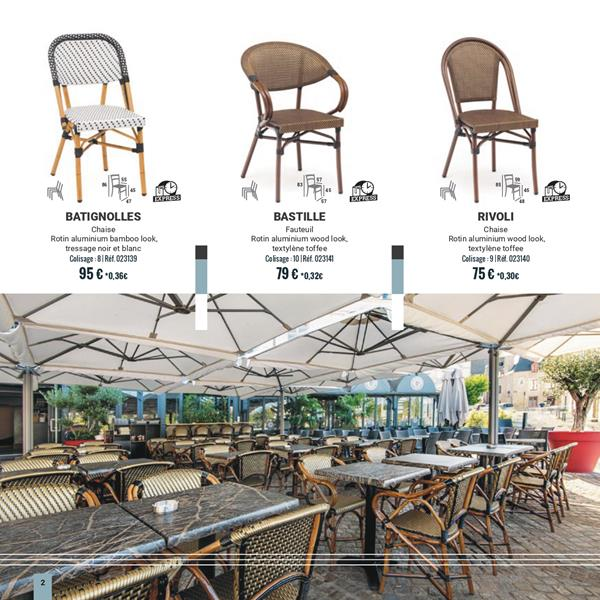 PROMO TERRASSE 2020 Page 2